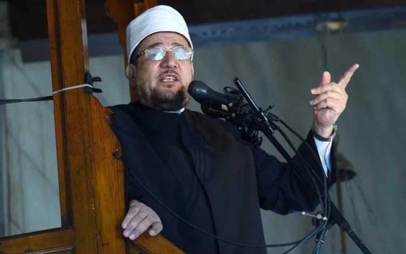 """الأوقاف تحدد """"حديث القرآن عن بُغاة الفتنة والمفسدين في الأرض"""" موضوعًا لخطبة الجمعة"""