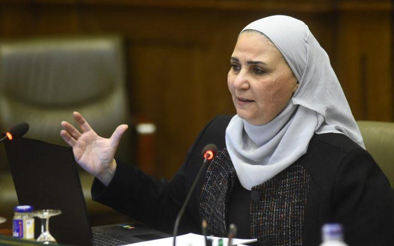 وزيرة التضامن: مخدر الحشيش هو الأكثر انتشارًا بين الشباب