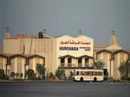 مطار الغردقة يستقبل 20 رحلة سياحية اليوم