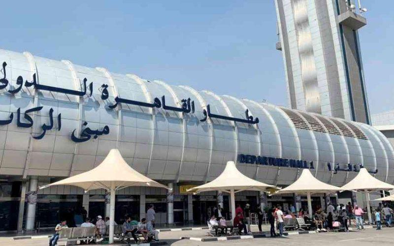 انطلاق ووصول 190 رحلة دولية وداخلية بمطار القاهرة طوال اليوم