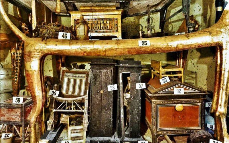 في ذكرى دخول مقبرة توت عنخ آمون.. مؤرخ: المقبرة تحتوي على 5348 قطعة أثرية