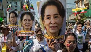 الدفاع الأمريكية: لا نية للتدخل العسكري في ميانمار