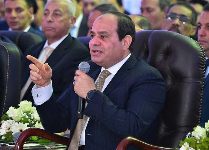 """الإعلامي محمد فودة عن السيسي: """"رئيس استثنائى لدولة تسابق الزمن"""""""