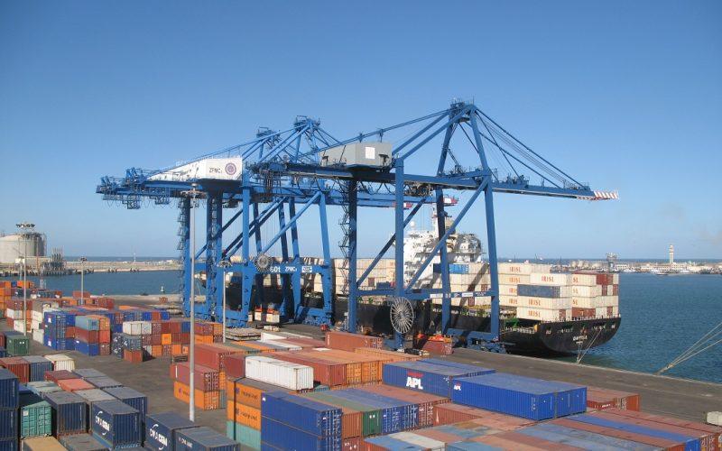 ميناء دمياط: ارتفاع رصيد صومعة الحبوب والغلال للقطاع العام إلى 69491 طنًا