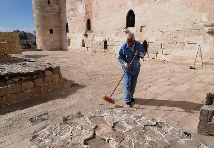 مدير آثار الإسكندرية: تخلصنا من مياه الأمطار بنسبة 100%