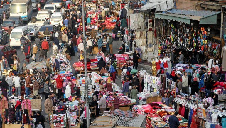 الحكومة تنفي نقل أسواق العتبة والموسكي لبيع المنطقة لأحد المستثمرين الأجانب