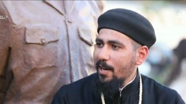القس أبيفانيوس يونان: نعمل على إنتاج فيلم عن شهداء مصر في ليبيا (فيديو)