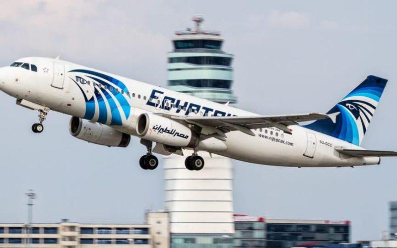 مصر للطيران تسير 48 رحلة دولية وداخلية وتجارية بمطار القاهرة على مدار اليوم