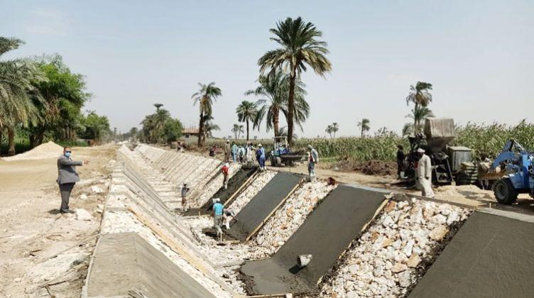 وزير الري: الدولة تتحمل جميع تكاليف المشروع القومي لتأهيل الترع
