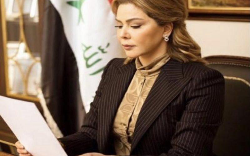 رغد صدام حسين: لم يكن لنساء العائلة دور سياسي في العراق