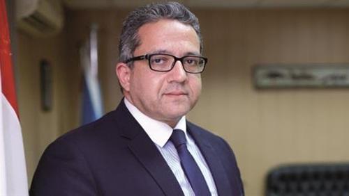 وزير السياحة: قريبًا بدء حملة موسعة لترميم جميع التماثيل في الميادين المصرية