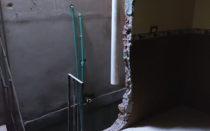 غلق وتشميع مستشفى شهير في الشرقية (صور)