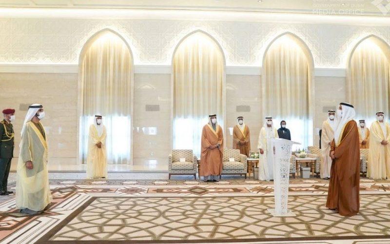أول سفير للإمارات في إسرائيل يؤدي اليمين القانونية أمام حاكم دبي