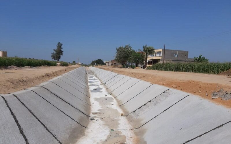 الحكومة تكشف حقيقة تحميل المزارعين تكاليف تأهيل وتبطين الترع